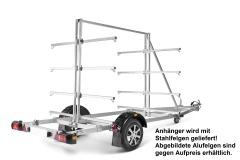 Brenderup 160750UB CX Kanu / Kajak 750kg
